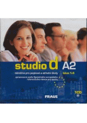 studio d A2/1 CD /lekce 1-6/