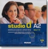 studio d A2/2 CD /lekce 7-12/