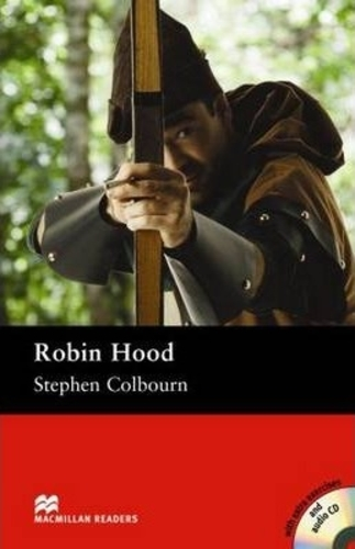 Robin Hood - Book and Audio CD Pack