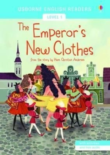 Usborne - English Readers 1 - The Emperor´s New Clothes
