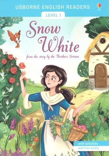 Usborne - English Readers 1 - Snow White
