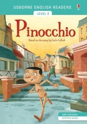 Usborne - English Readers 2 - Pinocchio