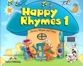 Happy Rhymes 1 Pupil s Book - Nursery Rhymes and Songs