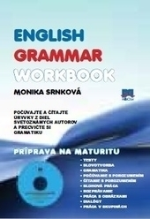 English Grammar Workbook + CD - Príprava na maturitu