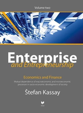 Enterprise and Entrepreneurship (Volume two) - Economics and finance
