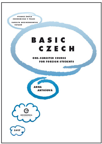 Basic Czech. One-semester Course for Foreign Students, 4. dotisk 1. vydání