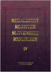 Heraldický register 4