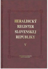 Heraldický register 5