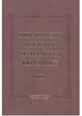 Heraldický register 8