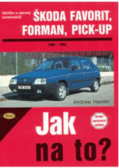 ŠKODA FAVORIT,  FORMAN,  PICK-UP od 1989 do 1994 č.37