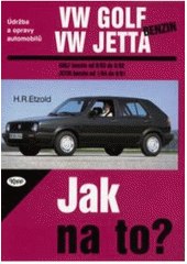VW GOLF II/JETTA benzin (55 - 160 PS) 9/83 - 6/92 Č.05