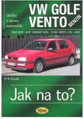 VW GOLF III/VENTO benzin (60 - 174 PS) od 9/91-12/98 č.19