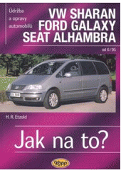 VW SHARAN/FORD GALAXY/SEAT ALHAMBRA od 6/95 č.90