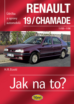 Renault 19/Chamade 11/88 - 1/96