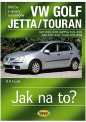VW GOLF V/GOLF PLUS/JETTA/TOURAN - 2003 – 2008 - Jak na to? č.111