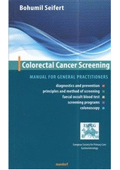 Colorectal Cancer Screening - Manual for general practitioners