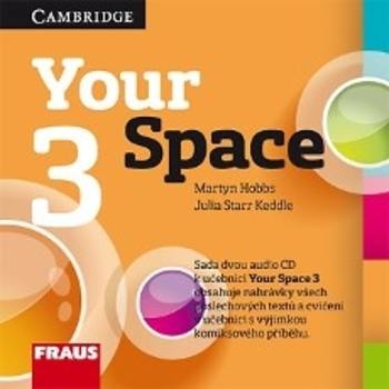 Your Space 3, 1 CD /2 ks/