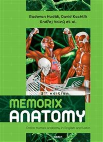 Memorix Anatomy – 2. nd edition