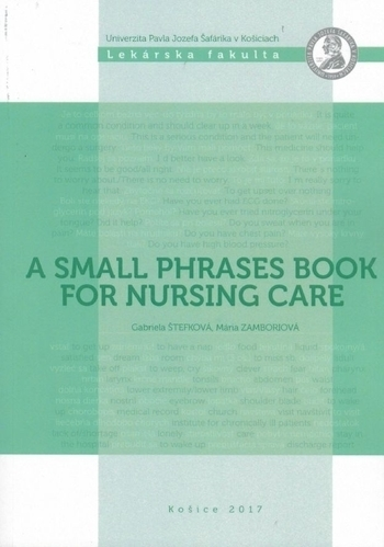 A small phrases book for nursing care