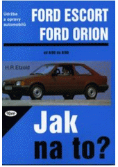 FORD ESCORT/ORION  od 8/80-8/90 č.02