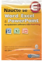 Naučte se Word, Excel a PowerPoint - CD