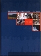 Atlas voľné listy + cd (AJ) Demogeographical analysis of Slovakia